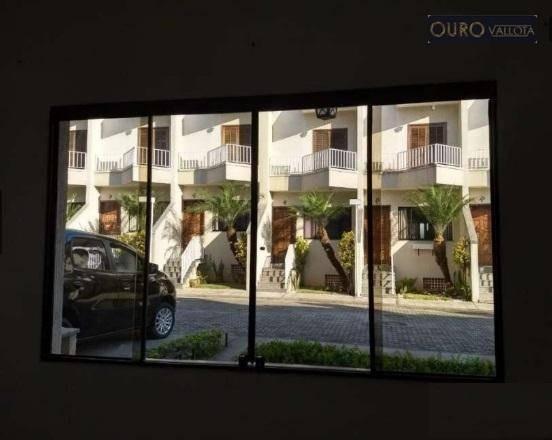 Sobrado Com 3 Dormitórios Para Alugar, 99 M² Por R$ 2.000/mês - Vila Bela So 181224g - So0431