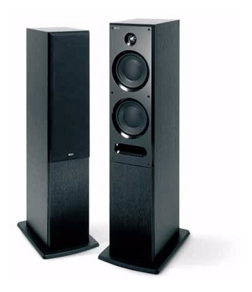 Kit Home Theater 5.1 - Kef C7 C3 C6lcr Kube 2