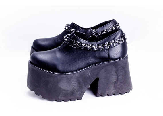 Zapatos Mujer Plataforma Y Taco Class Express Mod. 90