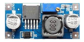 Conversor Dc/dc - Step Up - Xl6009 - Ajustável