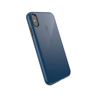 Speck Products Candyshell iPhone Xs Max Funda, Deep Sea Blue