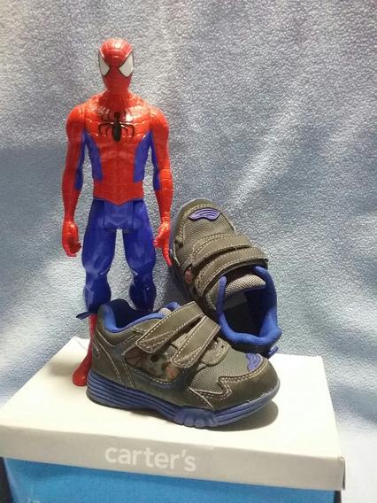 Zapatos Para Niño Carter
