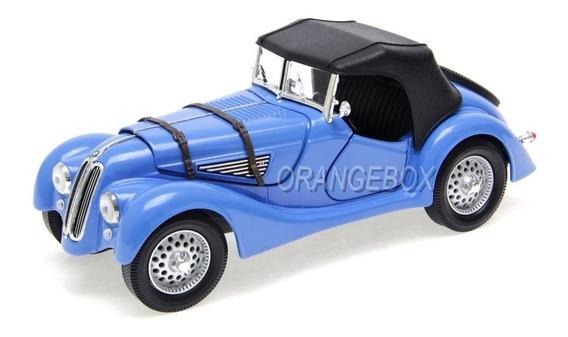 Bmw 328 1940 1:18 Yat Ming Azul