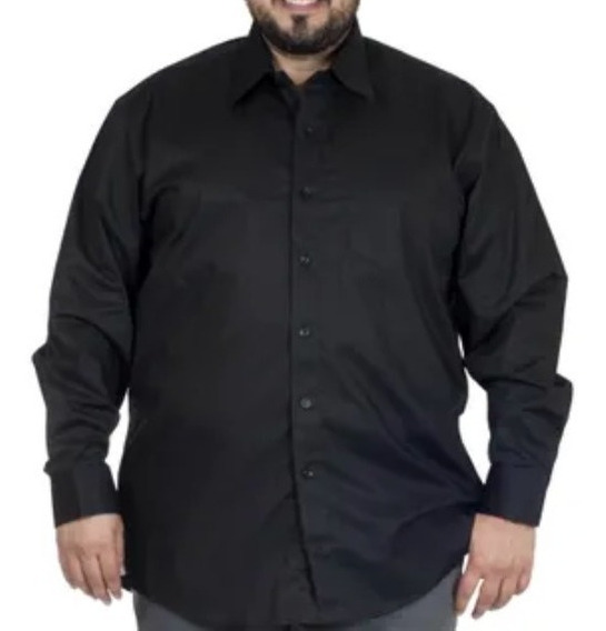 Camisa Social - Extra Grande / Plus Size Pronta Entrega