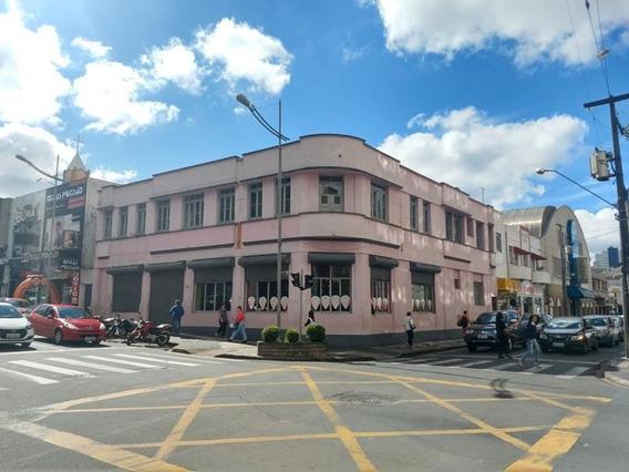 Sala Para Alugar, 400 M² - Centro - Ponta Grossa/pr - Sa0068
