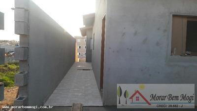 Casa Para Venda Em Mogi Das Cruzes, Caputera, 2 Dormitórios, 1 Banheiro, 2 Vagas - 3112