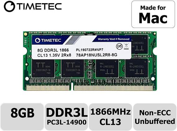 8gb Sodimm Ddr3 1867 Para iMac 27 Late 2015