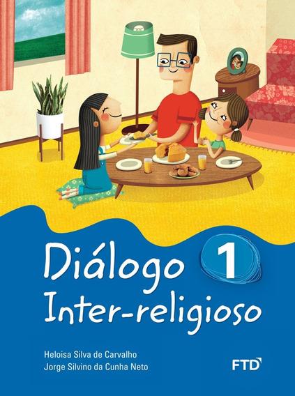 Diálogo Inter-religioso Vol. 1 - Ftd