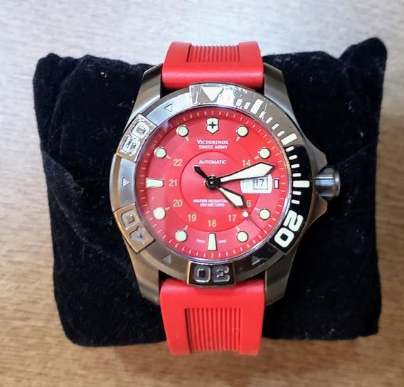 Relógio Victorinox Dive Master 241422 Cronografo 500 Metros