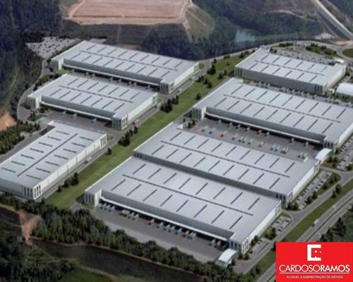 Imagem 1 de 1 de Terreno Para Centro De Distribuições Galpões Logísticos - Te00124 - 34599788
