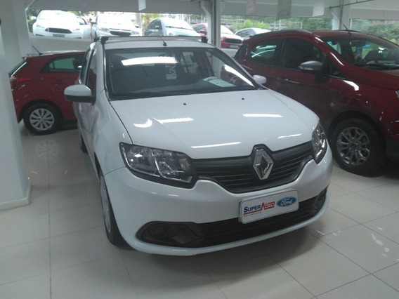 Renault Logan 1.0 16v Authentique Hi-flex 4p 2015
