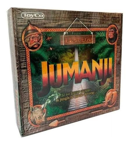 Jumanji El Juego De La Selva Popular 18002 Full