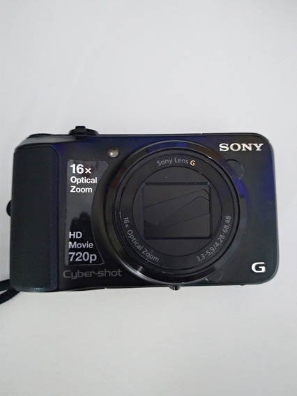 Câmera Sony Cyber-shot Dsc-h90 16x