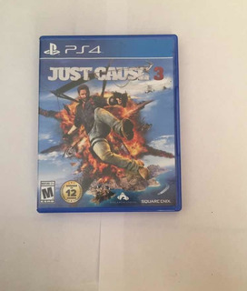 Just Cause3 Ps4