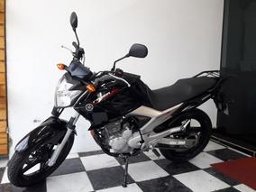 Yamaha Ys 250 Fazer 2011 Preta Tebi Motos