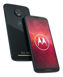 Cambio De Vidrio Glass Motorola Moto Z3 Play Rep. En El Dia