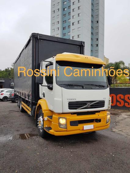 Volvo Vm 260 2008 6x2 Bau Saider 23220 24220 24280 P250 1513