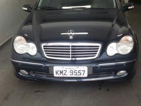 Mercedes-benz Classe C 3.2 4p