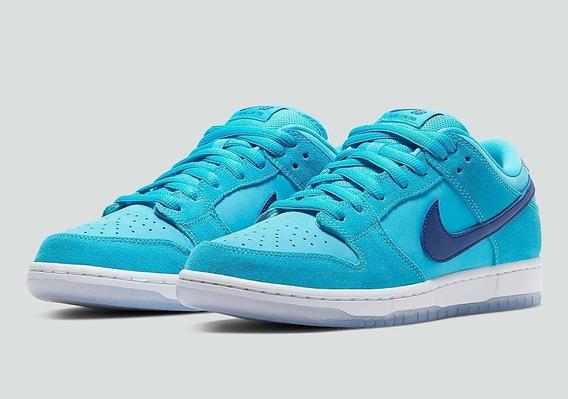 Nike Dunk - Blue Fury