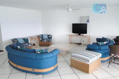 Imagem 1 de 30 de Apartamento À Venda, Praia Da Enseada - Restaurantes, Guarujá. - Ap4332