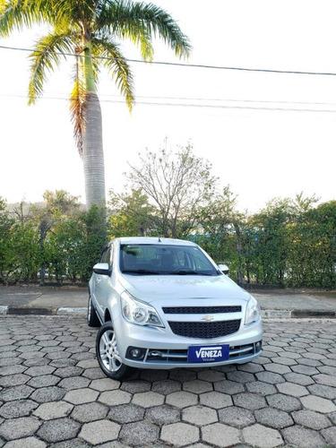 Imagem 1 de 5 de Chevrolet Agile 1.4 Mpfi Ltz 8v Flex 4p Manual