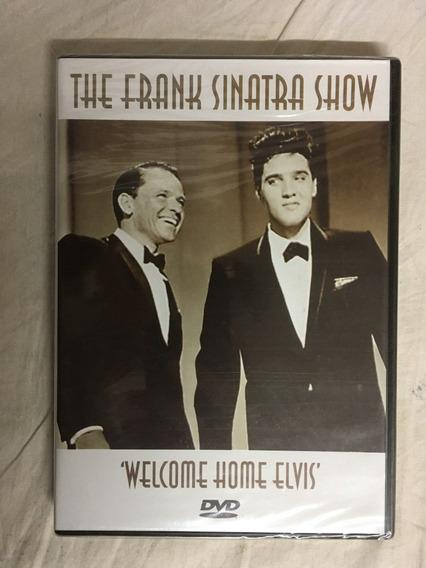 Dvd The Frank Sinatra Show - Welcome Home Elvis - Lacrado
