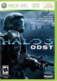 Halo 3 Osdt Xbox 360 Xbox One Original Frete R$12 02 Discos