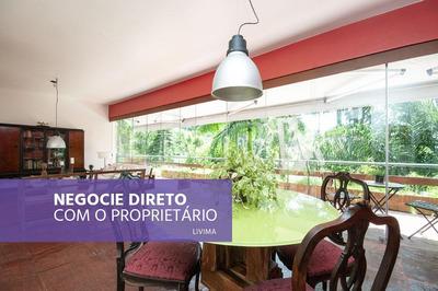 Casa Na Natureza À Venda Ou Locação Em São Conrado - Rj - Ca0029
