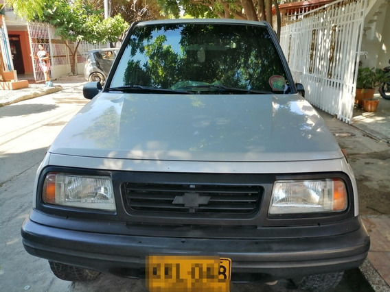 Chevrolet Vitara Campero