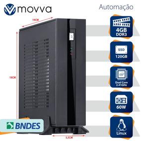 Computador P/ Automação Caixa Frente De Loja Uso De Sistema