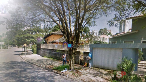 Imagem 1 de 3 de Terreno À Venda, 427 M² Por R$ 1.995.000,00 - Jardim Morumbi - São Paulo/sp - Te0156
