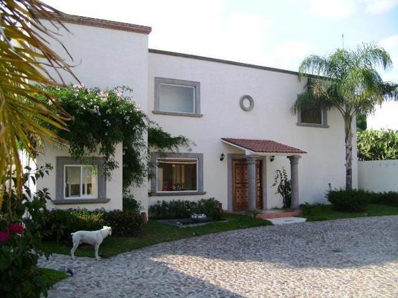 Hermosa Casa En Venta Juriquilla