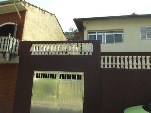 Casa À Venda, 116 M² Por R$ 400.000,00 - Companhia Fazenda Belém - Franco Da Rocha/sp - Ca0071
