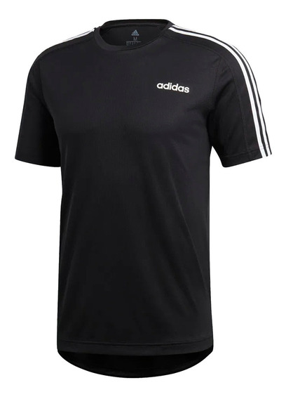 Camiseta Remera adidas De Running Hombre Deportiva Mvd Sport
