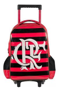 Mochila Escolar Do Flamengo De 189 Por