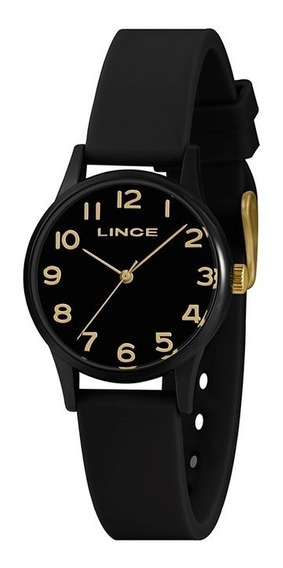 Relógio Lince Lrcj101p + Garantia De 1 Ano + Nf