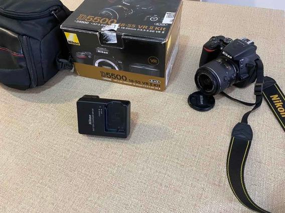 Camera Nikon D5500 Wi Fi