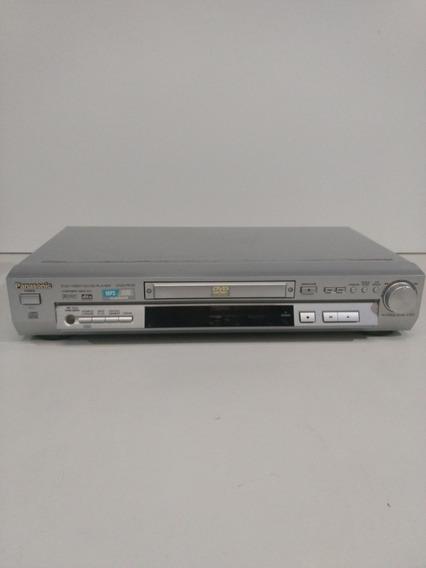 Dvd Panasonic Md Dvd-rv31 **no Estado**