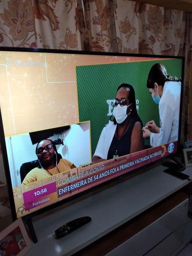 Vendo Uma Tv LG Led 4k 55 Pl.