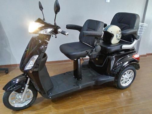 Triciclo Electrico Shinox Sunra Golf Barrios Countries A