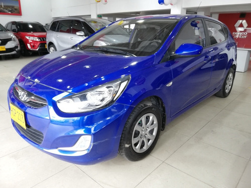 Hyundai Accent I25 1.400cc Hb