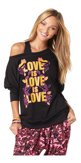 Zumba Wear Zumba Love Pullover