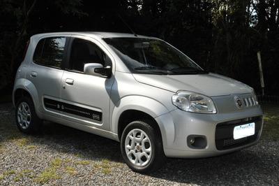 Fiat Uno 1.0 Vivace Celeb. Flex 5p C/ Ar Cond Pneus Michelin