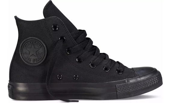Botitas Converse All Star Monochrome