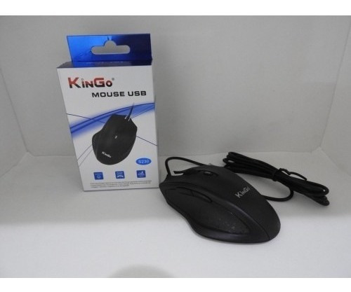 Mouse Óptico Usb Kingo S230