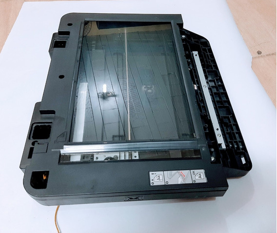 Scanner Com Vidro Sem A Tampa Superior Brother Mfc 8512dw