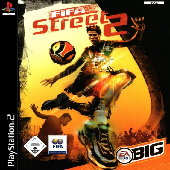 Fifa Street 2 Ps2 Game