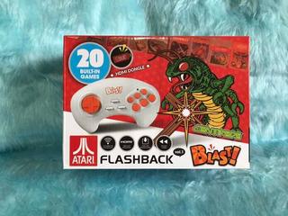 Juego Atari Flashback Volumen No.1 (20 Juegos Mini Consola)