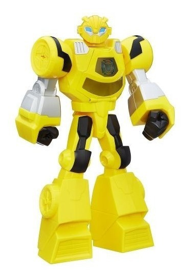 Figura Bumblebee Transformers Rescue Bots Playskool Heroes