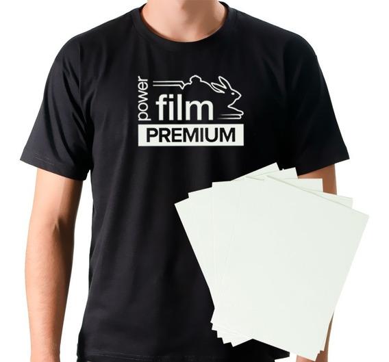 Filme De Recorte Power Film Premium Branco - 10 Folhas A4